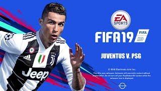 FIFA19 Opening Gameplay