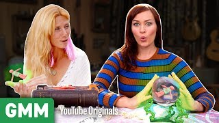 Real Life Witch Spell ft Mamrie Hart