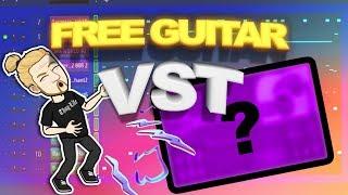 Guitar VST Plugin FREE DOWNLOAD