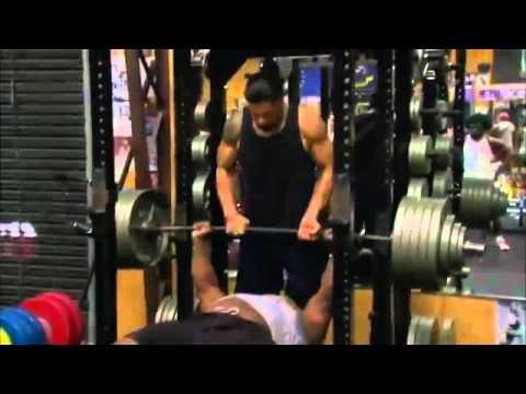 John Cena - gym