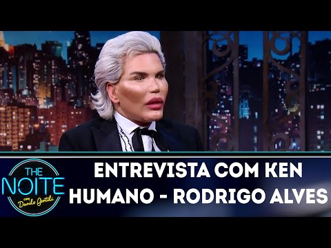 Xxx Mp4 Entrevista Com Ken Humano Rodrigo Alves The Noite 23 05 18 3gp Sex