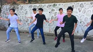 Dying Inside by Darren espanto (Infinite Motion dancers