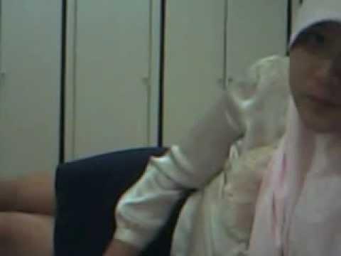 Muslimah Jilbab Hijab Crossdressing From Malaysia and Indonesia