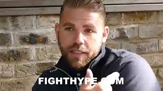 BILLY JOE SAUNDERS REVEALS STRATEGY TO BEAT GOLOVKIN; SURPRISINGLY PRAISES HIM AS