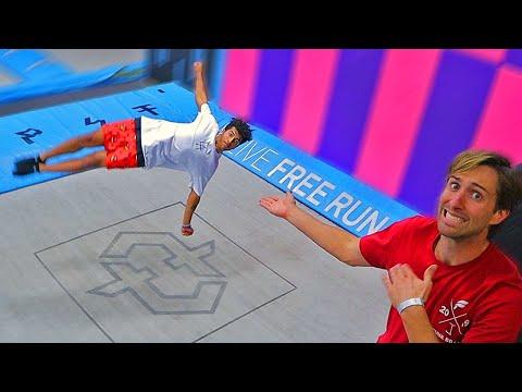 Game of F.L.I.P. VS Worlds Best Flipper On YouTube