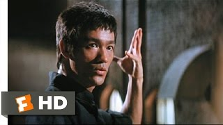 The Way of the Dragon (1/8) Movie CLIP - Chinese Boxing (1972) HD
