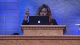 Faith to Faith Conference 2016 I Dr Cindy Trimm - Just do it