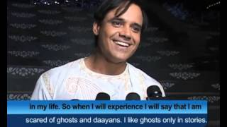 Not scared of ghosts says Yash Tonk