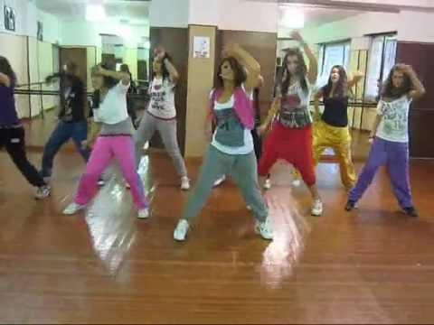 Jennifer Lopez Papi coreografia