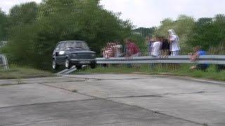 Fiat 126p Rally Car / Swap Honda CBR 900 RR