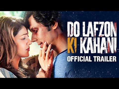 Do Lafzon Ki Kahani Official Trailer | Randeep Hooda, Kajal Aggarwal | HD
