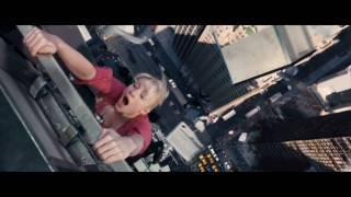 Spider-Man Saves Gwen (Spiderman 3 Movie) (HD 1080p)