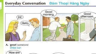 Oxford dictionary | Lesson 5 : Everyday Conversation | Learn English | Oxford picture dictionary