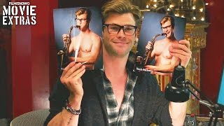 Ghostbusters   Kevin (Chris Hemsworth) Character Featurette (2016)