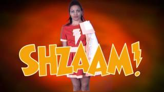 SHZAAM! starring Monica Jade Super Heroine Peril