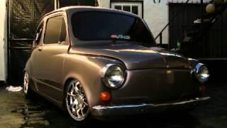 FIAT 600 EMAT DETAILING