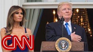 First lady Melania to talk cyberbullying despite Trump