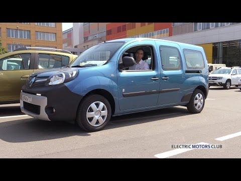 Xxx Mp4 Обзор электромобиля Рено Кангу часть 1 Renault Kangoo Z E тест драйв и видеообзор 3gp Sex