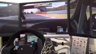 iRacing V8 Supercars Mt Panorama Bathurst race sim on-board
