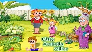LITTLE ARABELLA MILLER - Best Nursery Rhymes - Famous Songs for Kids