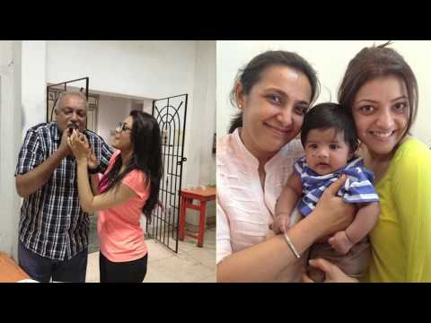 Xxx Mp4 Kajal Agarwal Sexy Behind The Camera Unseen Family Pics Collection 3gp Sex