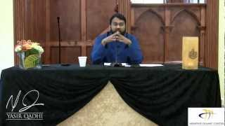 Khadijah - The Mother of the Believers by Yasir Qadhi   October 2010