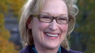 The many faces of Meryl Streep