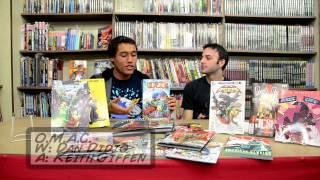 Zanadu Comics: Best of 2012: DC Comics