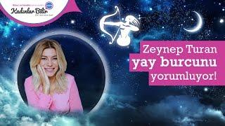 Zeynep Turan'dan Mayıs Ayı Yay Burcu Yorumu