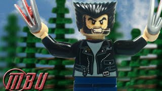 Lego Wolverine and the X-Men: