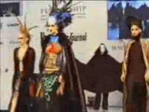 hair show, metropolis 2001, www.robertmasciave.com