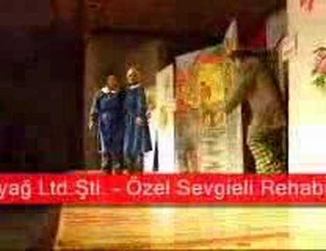 Akhisar Belediyesi Cocuk tiyatrosu