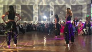 Nachan Farrate dance for our cousin's wedding reception - 09.03.16