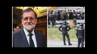 Spain's political crisis sees nation PLUMMET in world peace rankings as stability crumbles