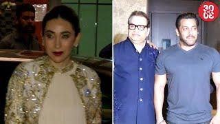 Salman, Sohail, Karisma Attend Arpita's Diwali Party | Kriti, Daisy, Riteish Attend Ramesh