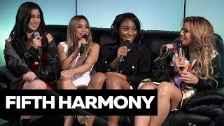Fifth Harmony Talks Supporting Each Other, The New Album + Normani