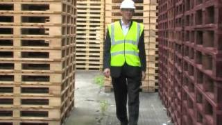 Wood Pallets CO2t Less | Produced by Cortexa