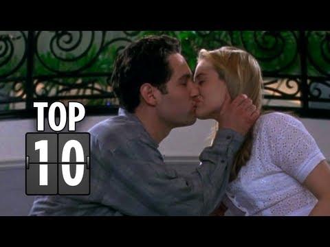 Xxx Mp4 Top Ten Places To Kiss Romantic Movie List HD 3gp Sex