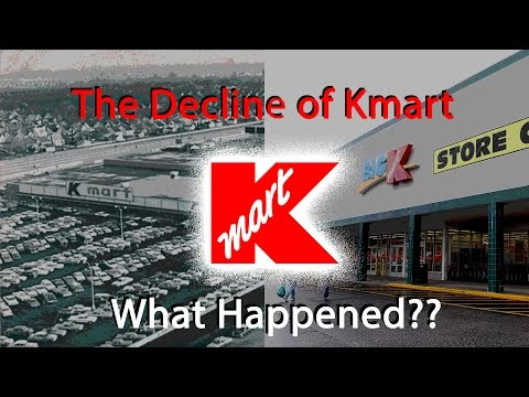 Xxx Mp4 The Decline Of KmartWhat Happened 3gp Sex