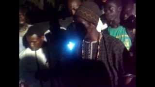 mame cheikh ibra mbengue/ cherif gueye