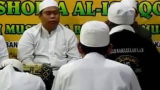 MAJLIS TA'LIM SYARIEF HIDAYULLAH DI PENGAUBAN LELEA INDRAMAYU 2016 part 2