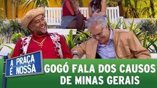 Paulinho Gogó conta suas aventuras em Minas Gerais | A Praça É Nossa (29/06/17)