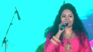 Durga Puja Bangalore, 2016: Anwesha Datta Gupta | Megher Palok Chander Nolok | Natobar Notout