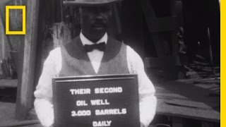 Rare 1920s Footage: All-Black Towns Living the American Dream | National Geographic