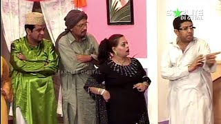 Naseem Vicky and Sardar Kamal New Pakistani Stage Drama Full Comedy Play