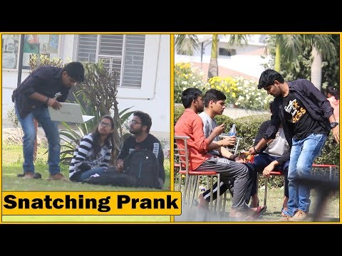 Xxx Mp4 Snatching Stealing Prank On Guys Prank In India The HunGama Films 3gp Sex