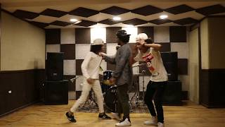 رقص دق  فاجر معتصم فوكس ويوسف بودي مهرجان المدفعجيه2018