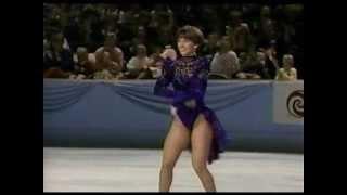 Dorothy Hamill 1987 World Pro TP