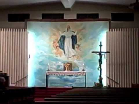 A miracle caught on tape during adoration