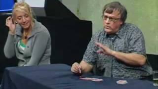 Close-up card magic with a twist | Lennart Green